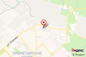 Адрес МРСК Центра и Приволжья, филиал Тулэнерго, Ленинский РЭС на карте