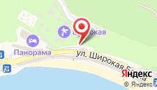 Отель Панорама на карте