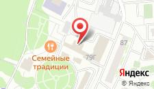 Парк-Отель Усадьба на карте