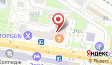 Отель NabHotel на Нижегородской на карте