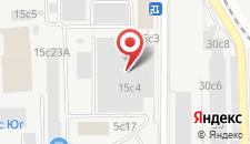 Отель Эстет на карте