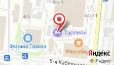 Мини-отель Тарлеон на карте