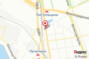 Адрес Мосгаз, управление № 7 по эксплуатации и ремонту газового хозяйства на карте