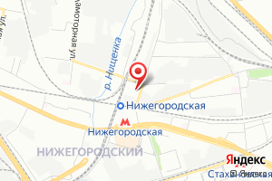Адрес Мосводоканал Специализированная автобаза АТП № 1 на карте
