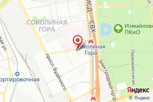 Адрес Мосводоканал центр технической диагностики на карте