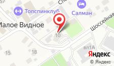 Отель Хаус на карте