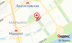 Расположение РЕСО-Гарантия на карте
