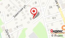 Гостевой дом Рубиновый на карте