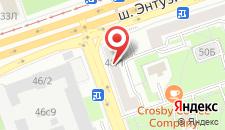Апарт-отель Biz Apts на карте