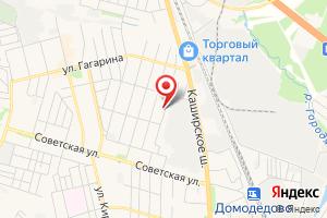 Адрес Теплогазстрой на карте