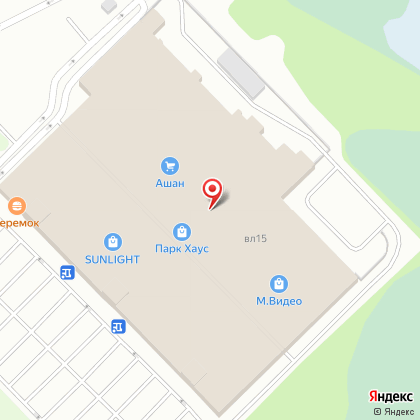 М.Видео – Москва, магазин бытовой техники и электроники в ТЦ Парк Хаус  Братеево cb5460314b8