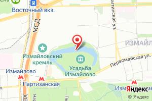 Адрес Пруд Серебряно-виноградный пруд на карте