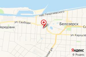 Адрес Череповецгаз на карте