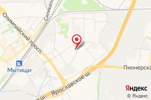 Адрес Электроподстанция на карте