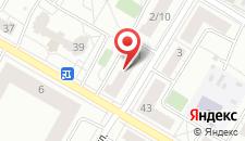 Мини-отель Милана на карте