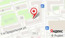 Мини-отель Алтея на карте