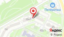 Мини-отель Восемь Ветров на Кожедуба 16 на карте