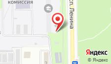 Мини-отель Южный на карте