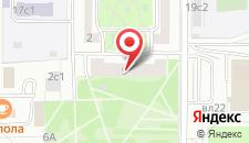 Гостиница Отдых-1 на карте