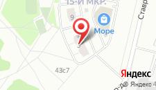 Отель Вояж-Люблино на карте