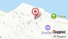 База отдыха Калинка на карте