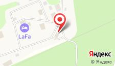 Загородный клуб LaFa Club на карте