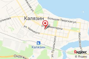 Адрес Газпром абонентский пункт на карте
