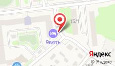 Хостелы Рус - Домодедово на карте