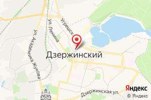 Адрес Чебуречная СССР на карте