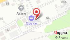 Отель Orange на карте