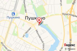 Адрес КНС № 7 на карте