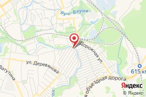 Адрес Насосная станция д/с Водник на карте