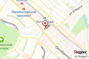 Адрес ЦентрАвтономГаз на карте
