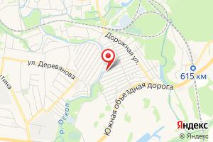 Адрес Насосная станция д/с Фиалка на карте
