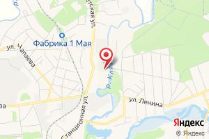 Адрес Проект-Сервис Групп на карте
