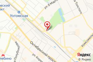 Адрес Люберецкий водоканал, насосная станция № 9 на карте