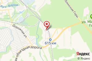 Адрес Водозаборное сооружение на карте