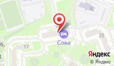 Мини-отель Ирион на карте