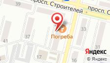 Гостиница Астор на карте