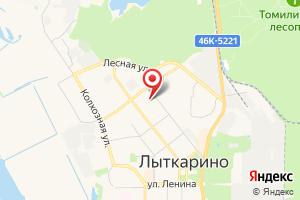 Адрес МП Водоканал на карте