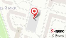 Гостиница Бизнес Отель на карте