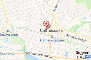 Адрес АО Мособлгаз на карте