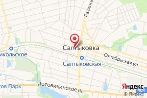 Адрес Балашихинская Электросеть на карте