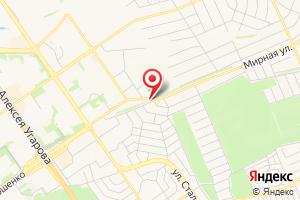 Адрес Канализационная насосная станция № 29 на карте
