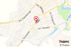 Адрес Газпром газораспределение Тула, участк филиала в г. Богородицке Киреевскрайгаз районная эксплуатационная служба на карте