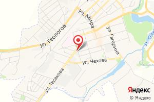 Адрес Газпром межрегионгаз Тула, Киреевская районная служба - Киреевский участок, г. Киреевск на карте