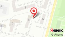 Мини-отель Дискавери на карте