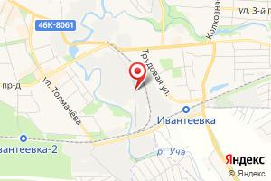 Адрес Мособлэнерго на карте
