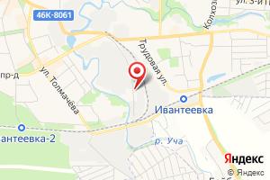 Адрес МУП Ивантеевские электросети на карте