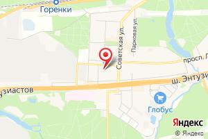 Адрес Мосэнергосбыт на карте
